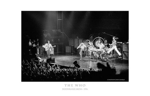 The Who - Winterland Arena - 1976